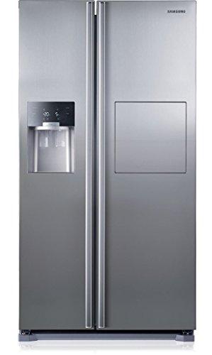Samsung RS7578THCSREF Side-by-Side Kühlschrank / A++ / 178,9 cm Höhe / 353 L Kühlteil / 171 L Gefrierteil / Edelstahl / 352 kWh/Jahr