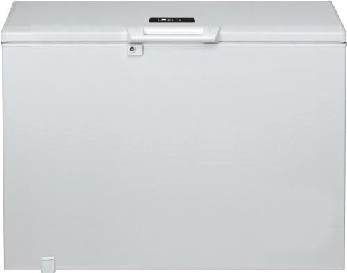Bauknecht GTE 280 A3+ Gefriertruhe / A+++ / Gefrieren: 274 L / / Digitale Temperaturanzeige / ECO Energiesparen / Kindersicherung