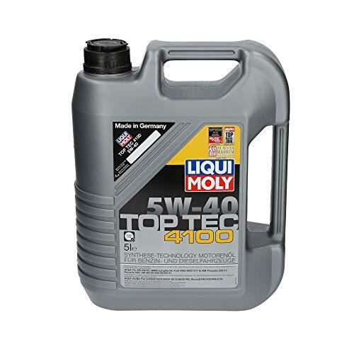 Liqui Moly P000322 Motoröl, 5 Liter