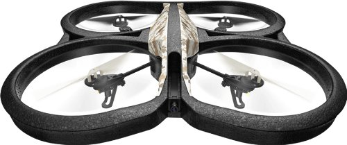Parrot AR Drone 2.0 GPS Edition Quadrocopter (geeignet für Android/Apple Smartphones/Tablets) sand