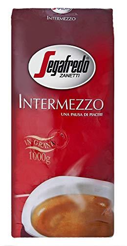 Segafredo Kaffee Espresso - Intermezzo, 1000g Bohnen