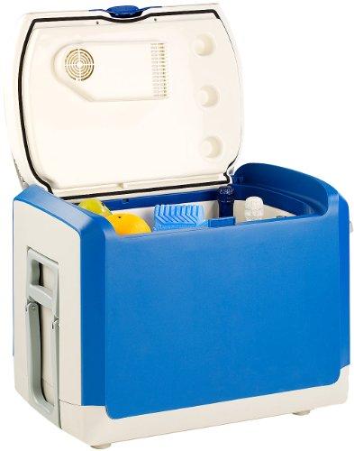 Xcase Warmhaltebox elektrisch: Thermoelektrische Kühlbox und Wärmebox, 12 V / 230 V, 40 l (Kühl und Wärmebox)