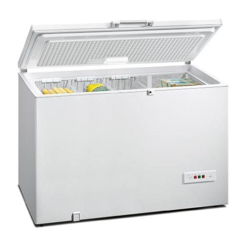 Siemens GC34MAW30 iQ500 Gefriertruhe / A++ / 249 kWh/Jahr / wei / Supergefrieren / Beladungskapazitt