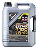 LIQUI MOLY 3701 Top Tec 4100 Motorl, 5W-40, 5 L